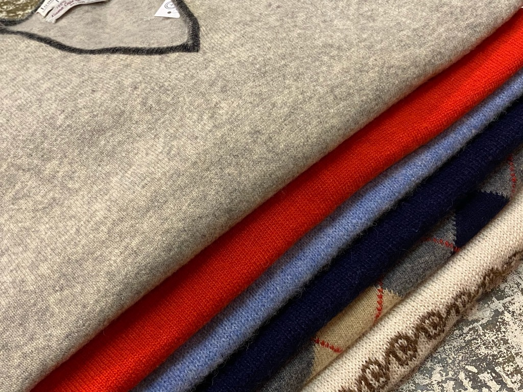 9月12日(土)大阪店冬物スーペリア入荷!!#2 KnitSweater編!!Cowichan,CamelHair&Nordic!!_c0078587_17244158.jpg