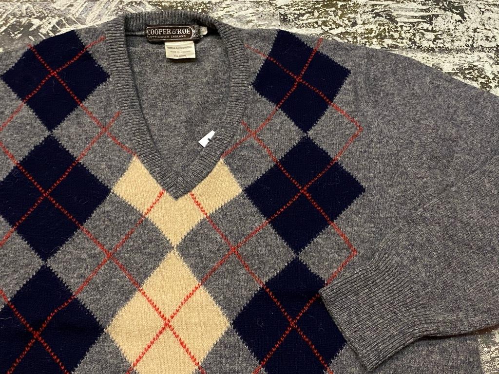 9月12日(土)大阪店冬物スーペリア入荷!!#2 KnitSweater編!!Cowichan,CamelHair&Nordic!!_c0078587_17271830.jpg
