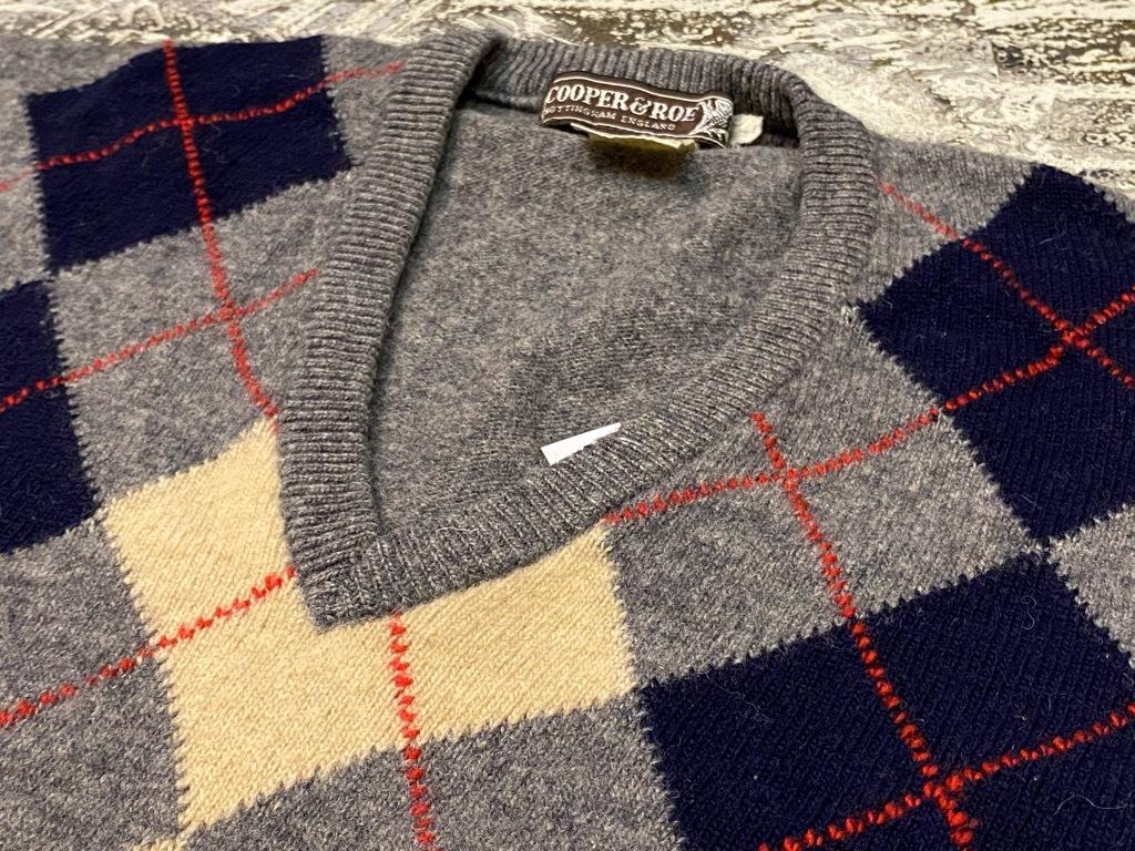 9月12日(土)大阪店冬物スーペリア入荷!!#2 KnitSweater編!!Cowichan,CamelHair&Nordic!!_c0078587_17272208.jpg