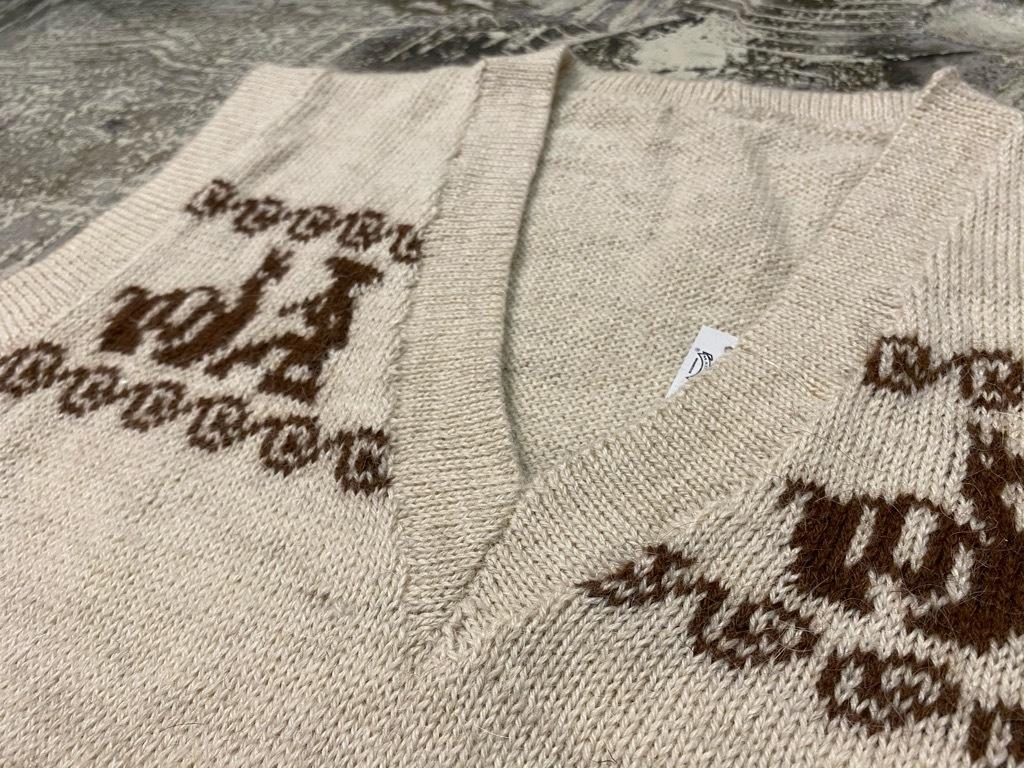 9月12日(土)大阪店冬物スーペリア入荷!!#2 KnitSweater編!!Cowichan,CamelHair&Nordic!!_c0078587_17273064.jpg