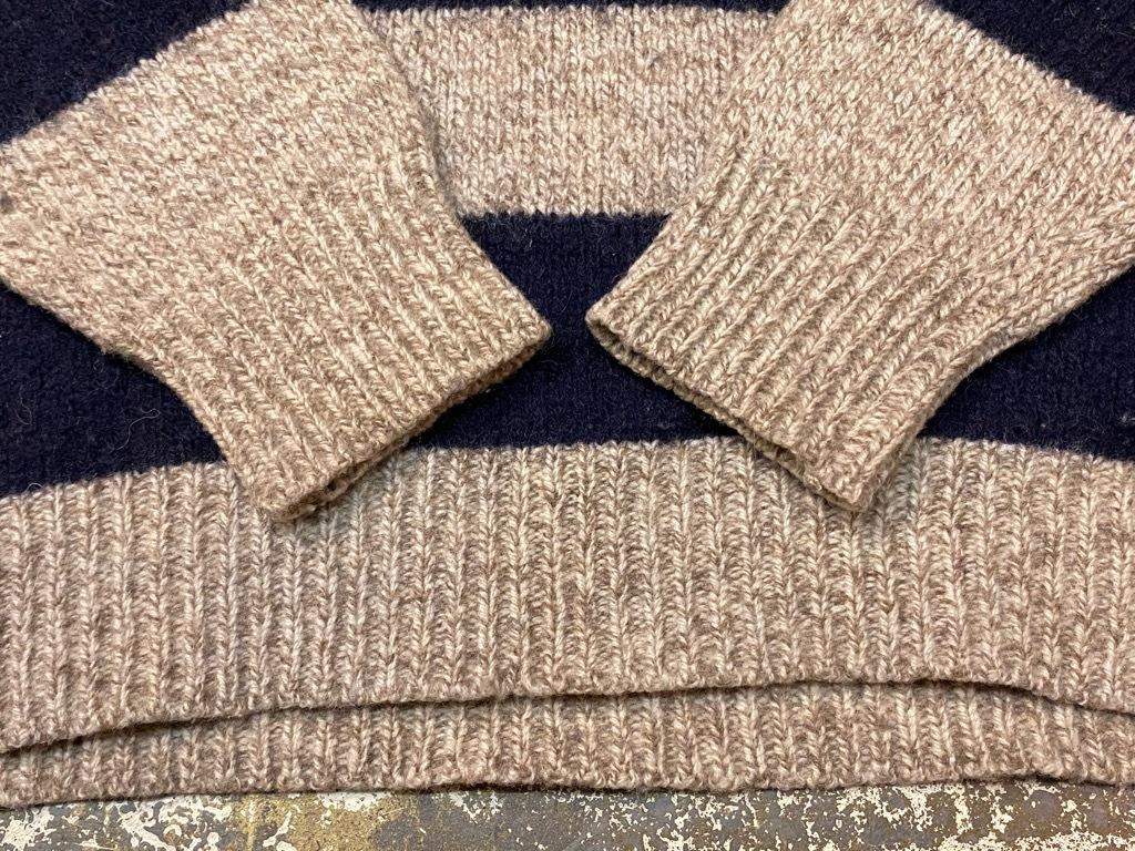9月12日(土)大阪店冬物スーペリア入荷!!#2 KnitSweater編!!Cowichan,CamelHair&Nordic!!_c0078587_17302442.jpg