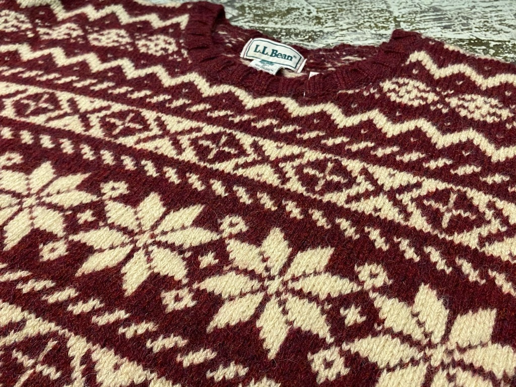 9月12日(土)大阪店冬物スーペリア入荷!!#2 KnitSweater編!!Cowichan,CamelHair&Nordic!!_c0078587_17303947.jpg
