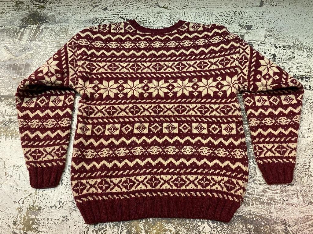 9月12日(土)大阪店冬物スーペリア入荷!!#2 KnitSweater編!!Cowichan,CamelHair&Nordic!!_c0078587_17304599.jpg