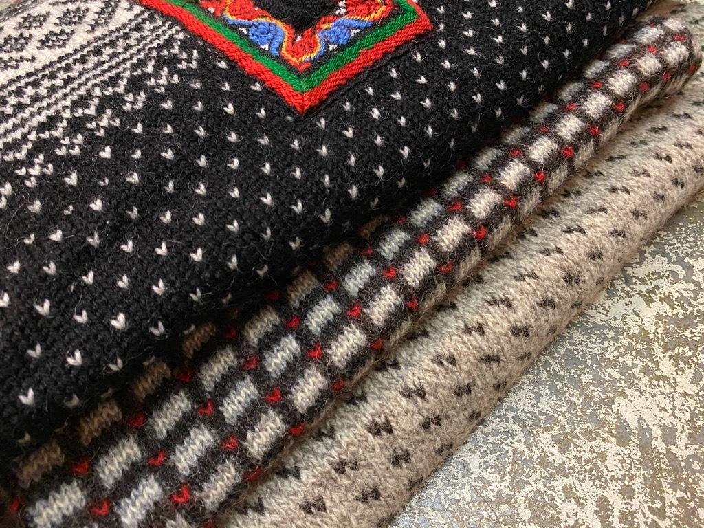 9月12日(土)大阪店冬物スーペリア入荷!!#2 KnitSweater編!!Cowichan,CamelHair&Nordic!!_c0078587_17312361.jpg