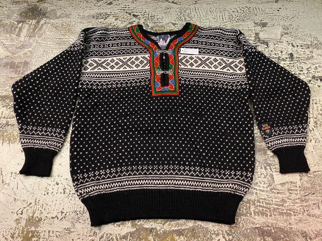 9月12日(土)大阪店冬物スーペリア入荷!!#2 KnitSweater編!!Cowichan,CamelHair&Nordic!!_c0078587_17312564.jpg