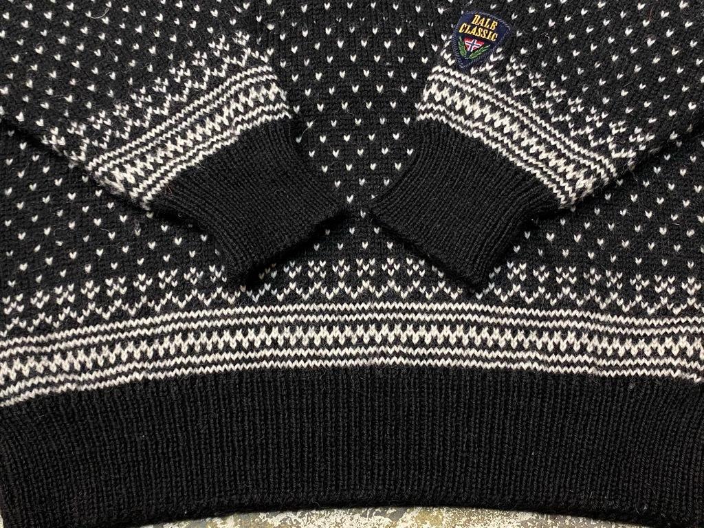 9月12日(土)大阪店冬物スーペリア入荷!!#2 KnitSweater編!!Cowichan,CamelHair&Nordic!!_c0078587_17313480.jpg