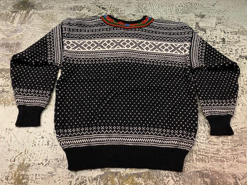 9月12日(土)大阪店冬物スーペリア入荷!!#2 KnitSweater編!!Cowichan,CamelHair&Nordic!!_c0078587_17313848.jpg
