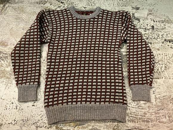 9月12日(土)大阪店冬物スーペリア入荷!!#2 KnitSweater編!!Cowichan,CamelHair&Nordic!!_c0078587_17314332.jpg