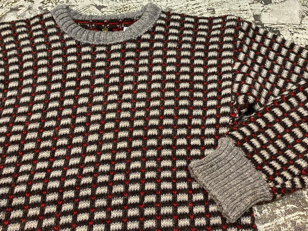 9月12日(土)大阪店冬物スーペリア入荷!!#2 KnitSweater編!!Cowichan,CamelHair&Nordic!!_c0078587_17314565.jpg