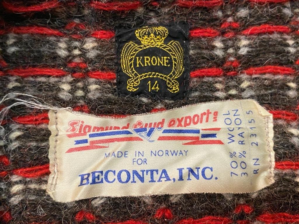 9月12日(土)大阪店冬物スーペリア入荷!!#2 KnitSweater編!!Cowichan,CamelHair&Nordic!!_c0078587_17314739.jpg