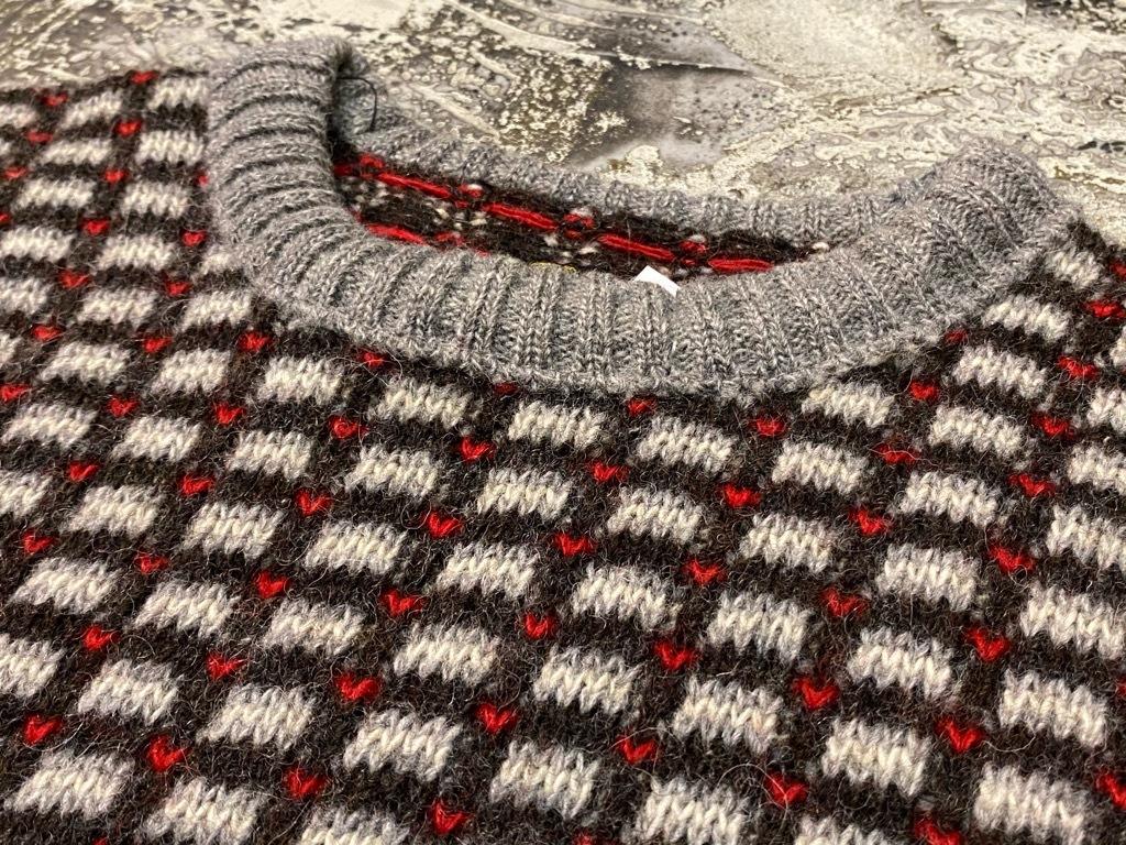 9月12日(土)大阪店冬物スーペリア入荷!!#2 KnitSweater編!!Cowichan,CamelHair&Nordic!!_c0078587_17314960.jpg