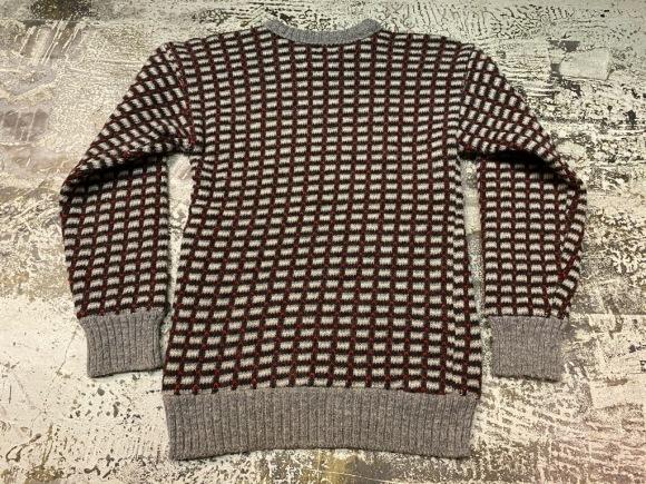 9月12日(土)大阪店冬物スーペリア入荷!!#2 KnitSweater編!!Cowichan,CamelHair&Nordic!!_c0078587_17315423.jpg