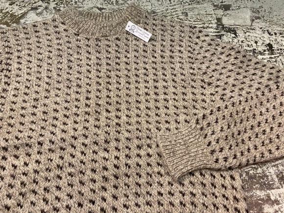 9月12日(土)大阪店冬物スーペリア入荷!!#2 KnitSweater編!!Cowichan,CamelHair&Nordic!!_c0078587_17325766.jpg
