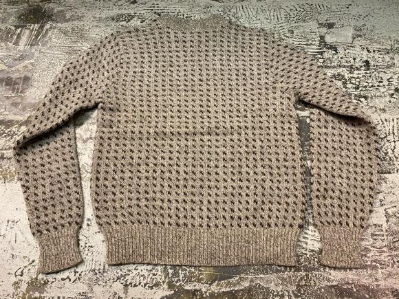 9月12日(土)大阪店冬物スーペリア入荷!!#2 KnitSweater編!!Cowichan,CamelHair&Nordic!!_c0078587_17330404.jpg