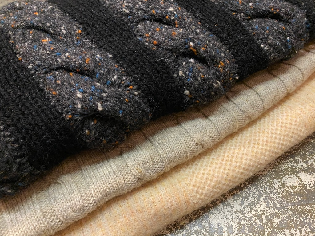 9月12日(土)大阪店冬物スーペリア入荷!!#2 KnitSweater編!!Cowichan,CamelHair&Nordic!!_c0078587_17331033.jpg