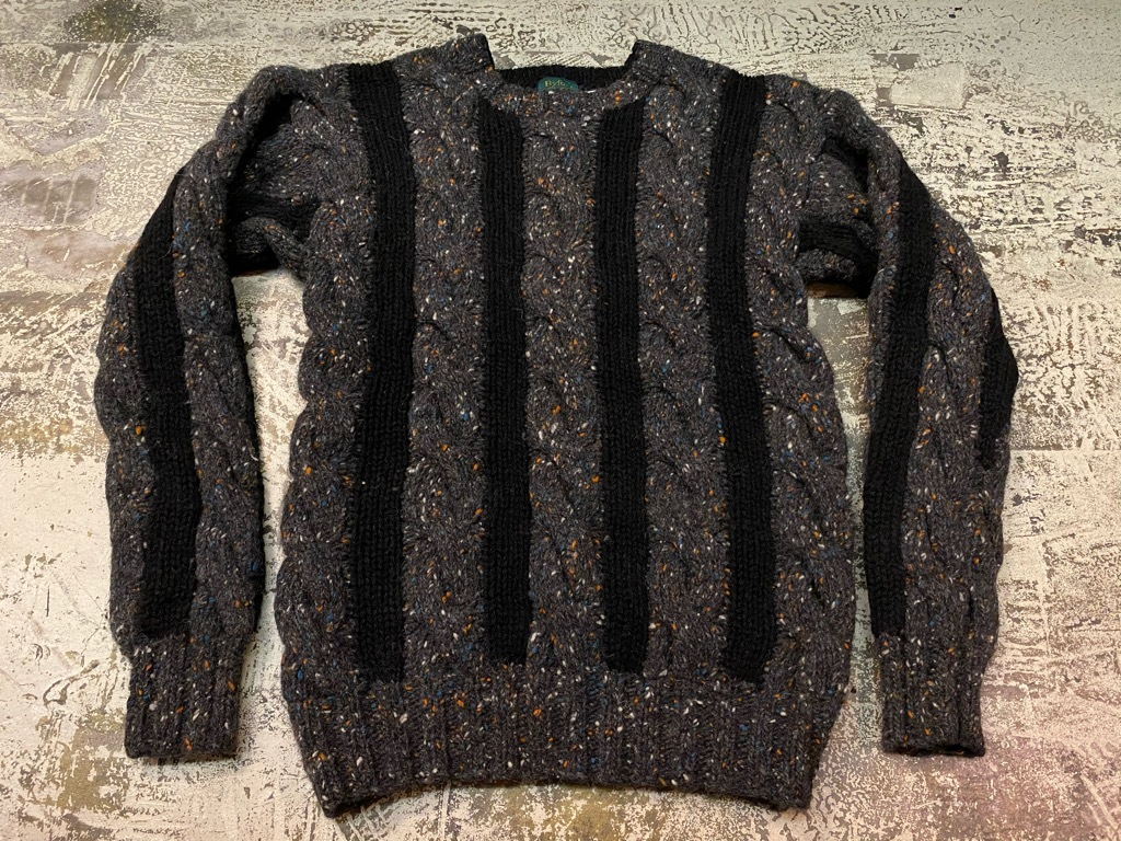 9月12日(土)大阪店冬物スーペリア入荷!!#2 KnitSweater編!!Cowichan,CamelHair&Nordic!!_c0078587_17331330.jpg
