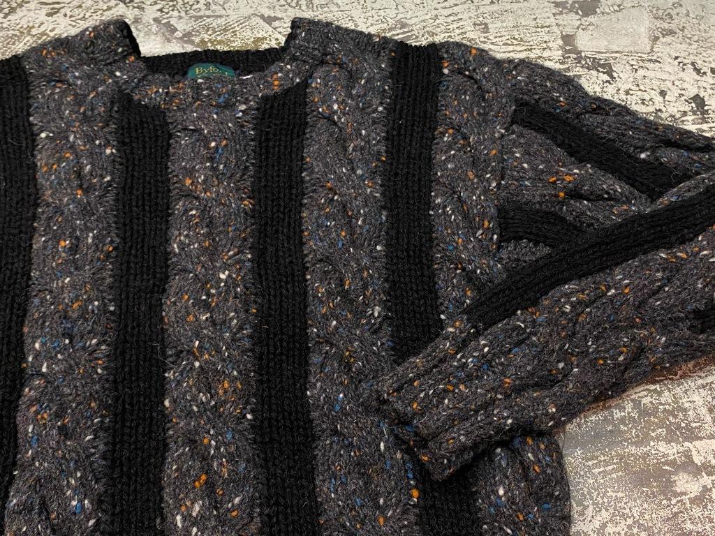 9月12日(土)大阪店冬物スーペリア入荷!!#2 KnitSweater編!!Cowichan,CamelHair&Nordic!!_c0078587_17331503.jpg