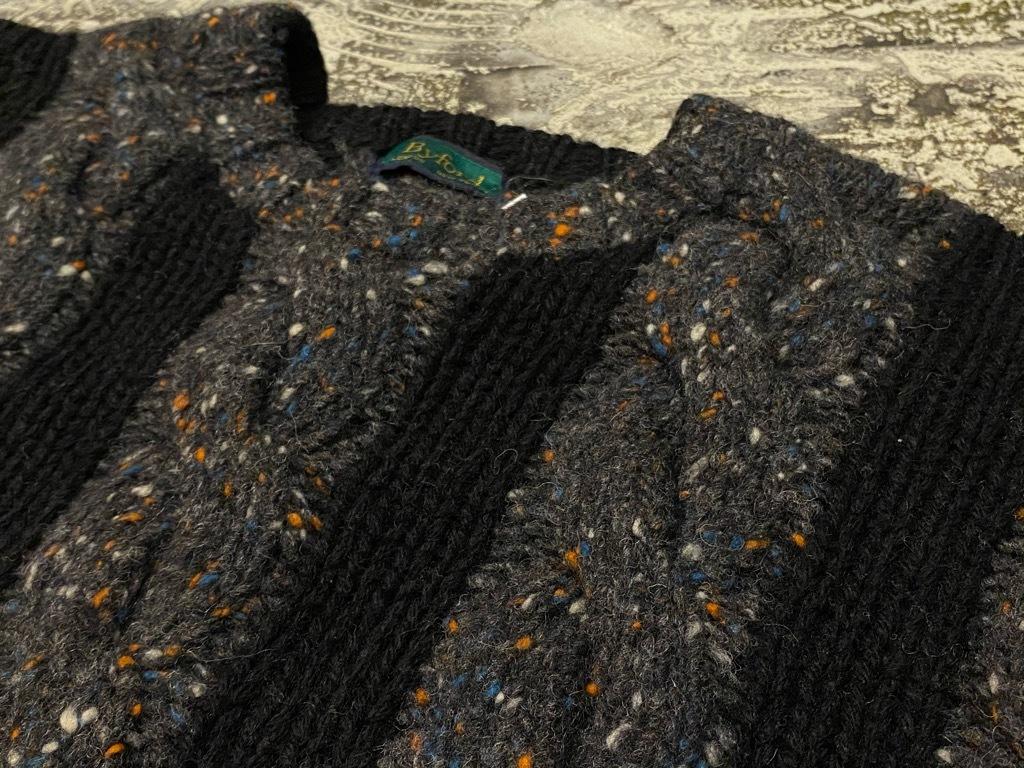 9月12日(土)大阪店冬物スーペリア入荷!!#2 KnitSweater編!!Cowichan,CamelHair&Nordic!!_c0078587_17331997.jpg