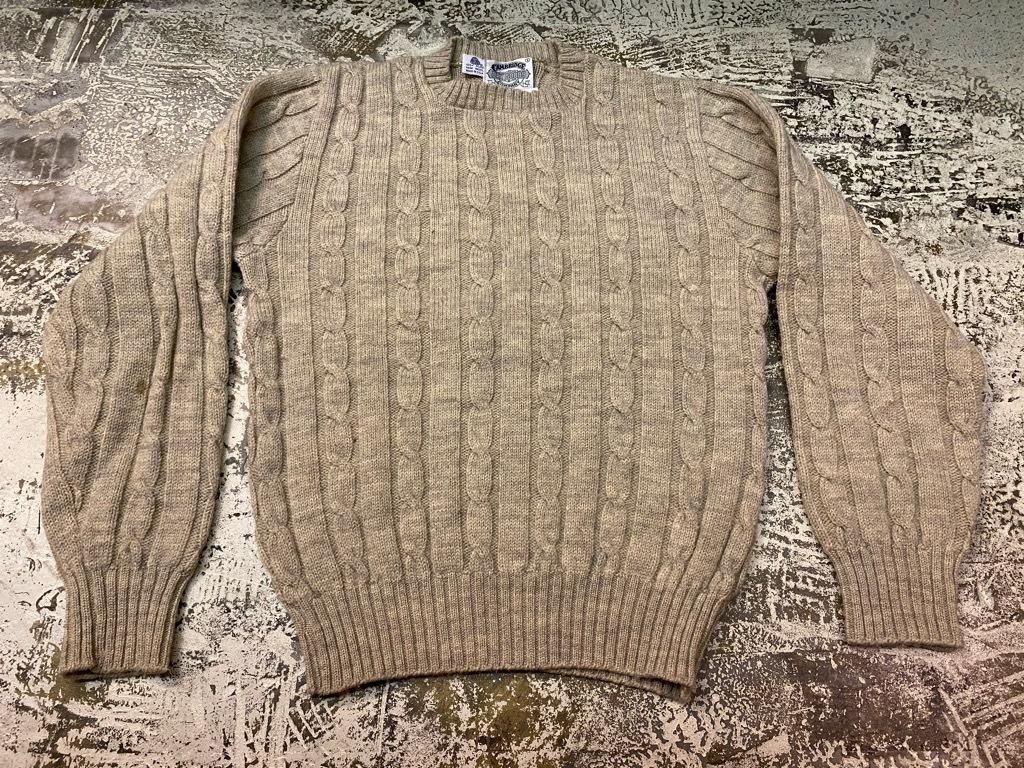 9月12日(土)大阪店冬物スーペリア入荷!!#2 KnitSweater編!!Cowichan,CamelHair&Nordic!!_c0078587_17342109.jpg