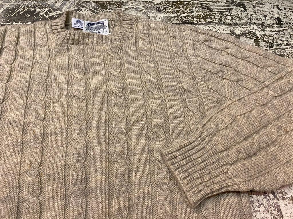 9月12日(土)大阪店冬物スーペリア入荷!!#2 KnitSweater編!!Cowichan,CamelHair&Nordic!!_c0078587_17342527.jpg