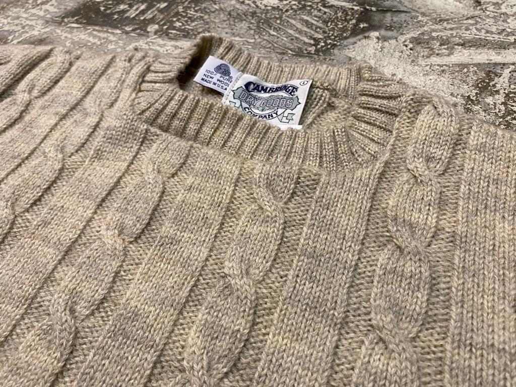 9月12日(土)大阪店冬物スーペリア入荷!!#2 KnitSweater編!!Cowichan,CamelHair&Nordic!!_c0078587_17342724.jpg