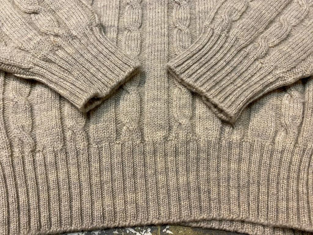 9月12日(土)大阪店冬物スーペリア入荷!!#2 KnitSweater編!!Cowichan,CamelHair&Nordic!!_c0078587_17343157.jpg