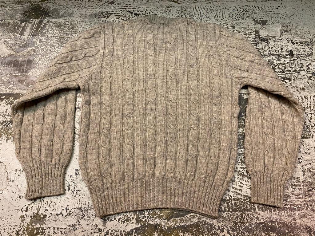 9月12日(土)大阪店冬物スーペリア入荷!!#2 KnitSweater編!!Cowichan,CamelHair&Nordic!!_c0078587_17343334.jpg