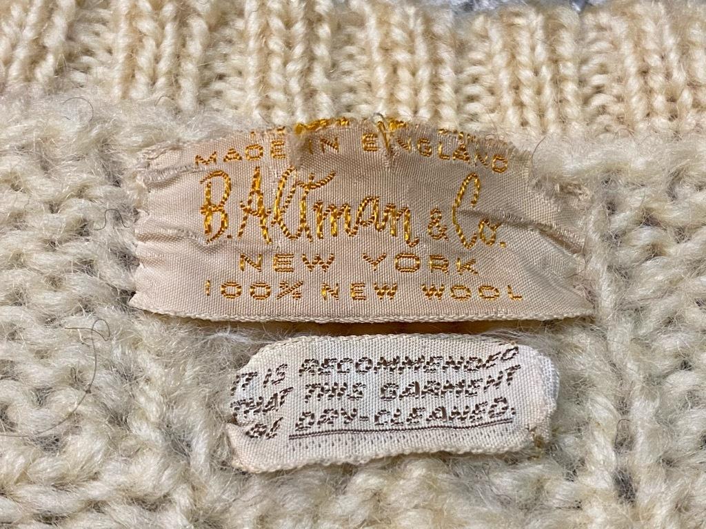 9月12日(土)大阪店冬物スーペリア入荷!!#2 KnitSweater編!!Cowichan,CamelHair&Nordic!!_c0078587_17353949.jpg