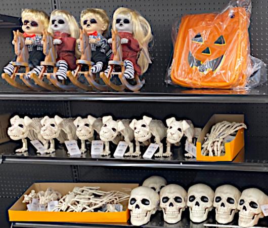 コロナの影響で、今年米国では「ハロウィンのお菓子」が早めに登場!?_b0007805_01511090.jpg