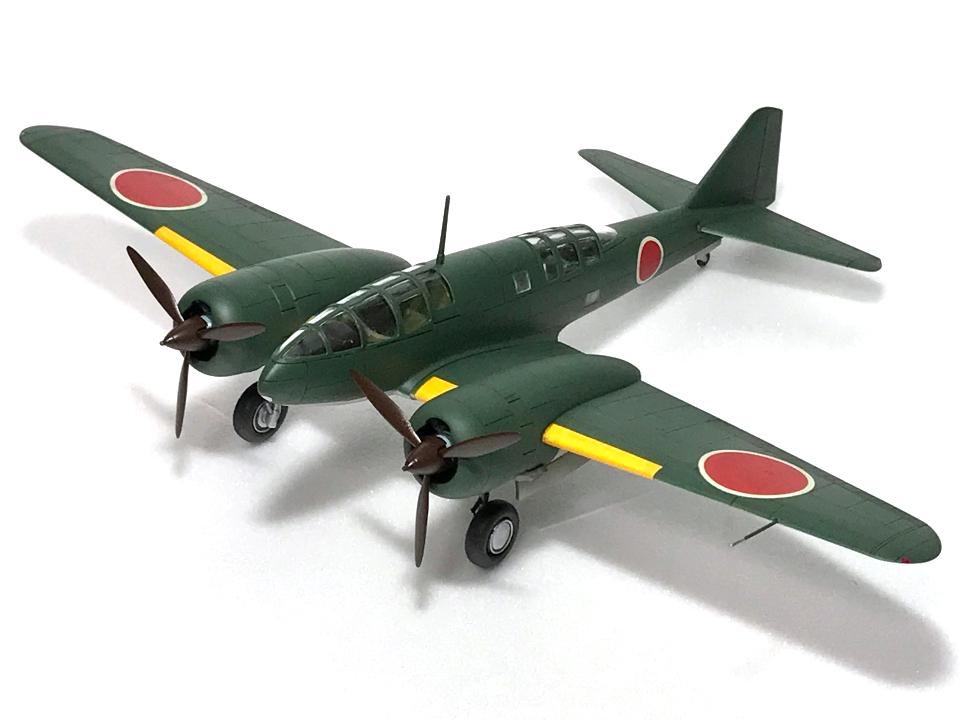 アリイ 1/72 百式司偵III型_b0055614_19441413.jpg
