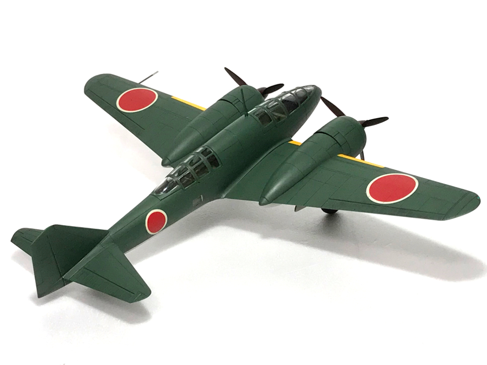 アリイ 1/72 百式司偵III型_b0055614_19441913.jpg