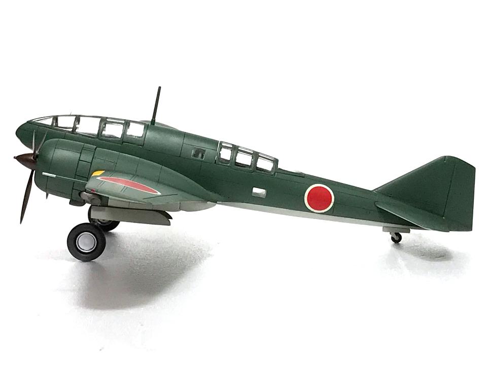 アリイ 1/72 百式司偵III型_b0055614_19442954.jpg