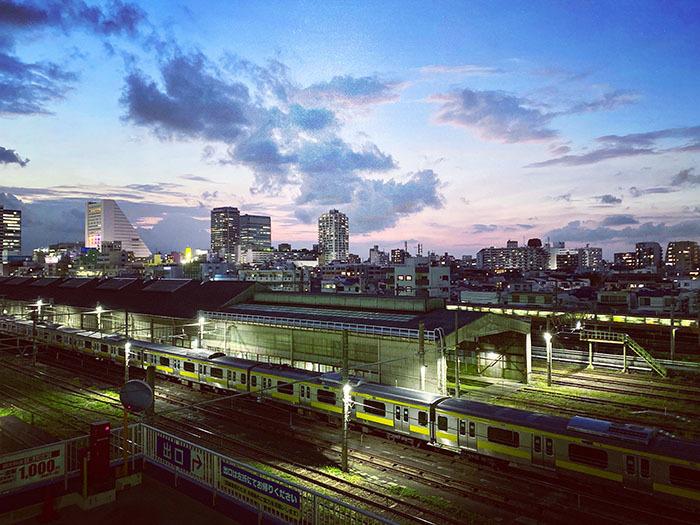 中野区中野 / iPhone 11_c0334533_23342233.jpg