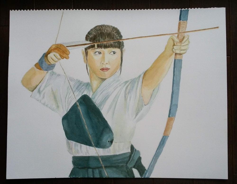 人物画リベンジ_c0038434_11420576.jpg