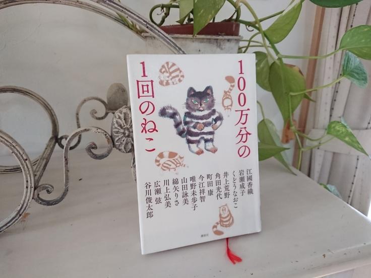 読書「100万分の1回の猫」_b0302036_08121452.jpg