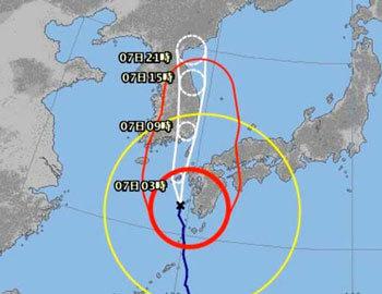 拍子抜けの台風10号_d0130640_15030278.jpg
