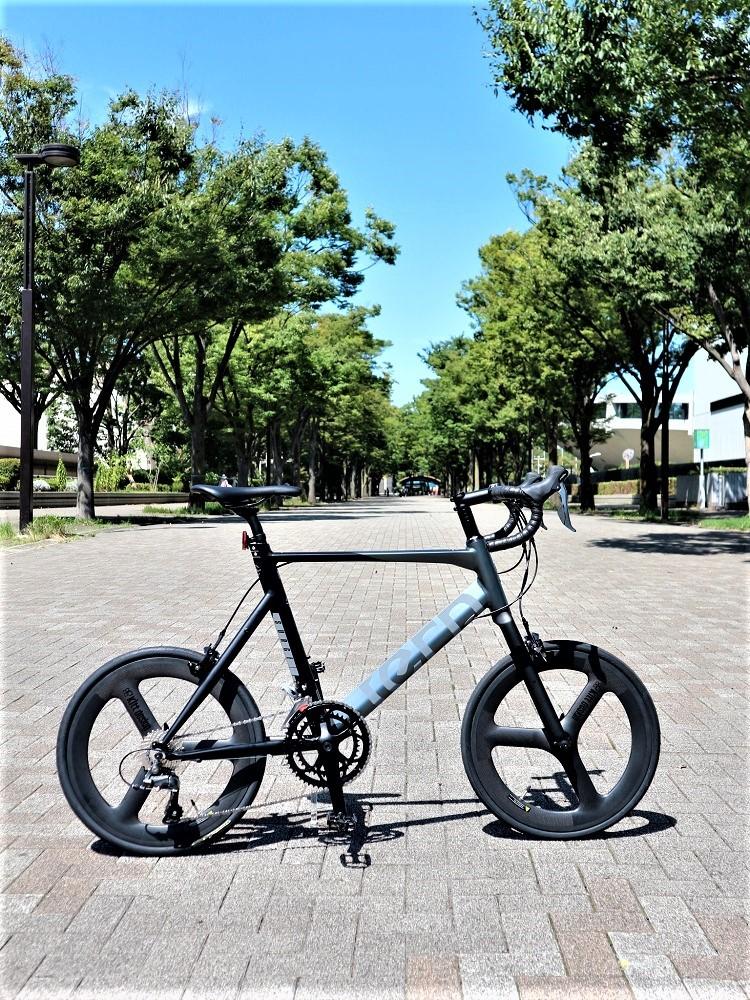 FLAME bike × tern SURGE スペシャル仕様_e0188759_12125837.jpg