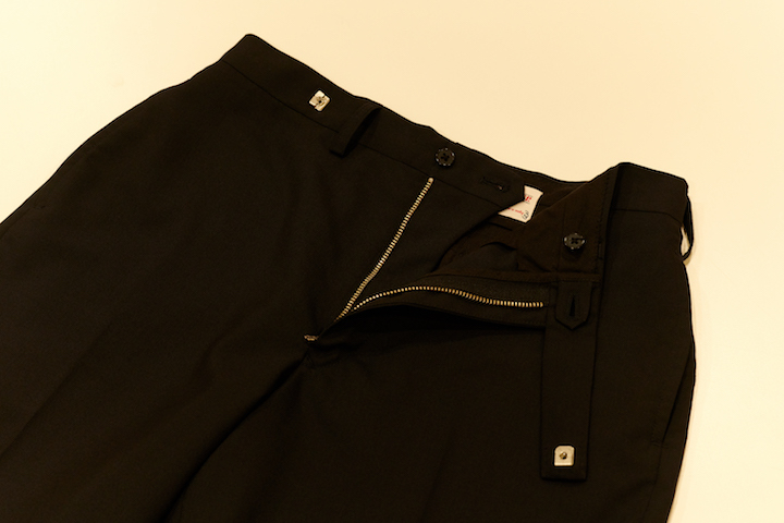 """Der SAMMLER solo × TheThreeRobbers NEW HAVEN PANTS MEN\'S - ORDER\""ってこんなこと。_c0140560_12403803.jpg"
