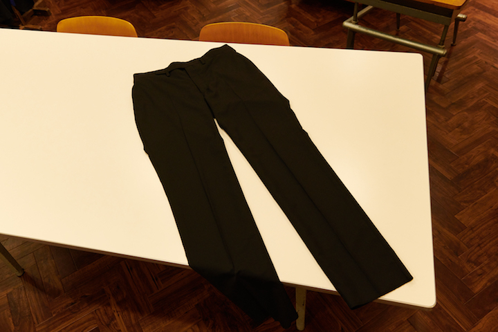 """Der SAMMLER solo × TheThreeRobbers NEW HAVEN PANTS MEN\'S - ORDER\""ってこんなこと。_c0140560_15470404.jpg"