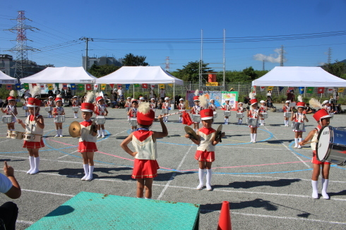 9/8 富岳会の保育園の運動会は超ハイレベル‼_e0185893_07263041.jpg