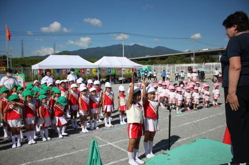 9/8 富岳会の保育園の運動会は超ハイレベル‼_e0185893_07265174.jpg