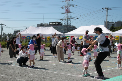 9/8 富岳会の保育園の運動会は超ハイレベル‼_e0185893_07271991.jpg
