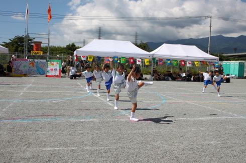 9/8 富岳会の保育園の運動会は超ハイレベル‼_e0185893_07294741.jpg