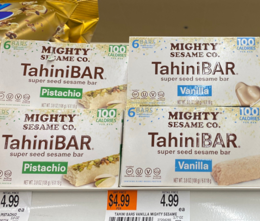 アメリカの健康に良いお菓子、ヘルシー・スナック(Healthy Snacks)_b0007805_01241731.jpg
