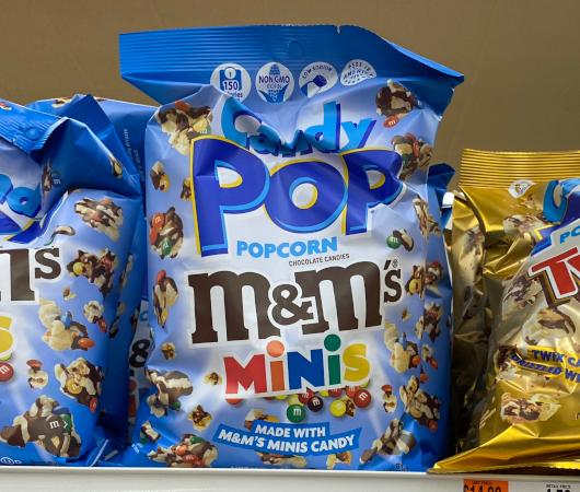 アメリカの健康に良いお菓子、ヘルシー・スナック(Healthy Snacks)_b0007805_01243216.jpg
