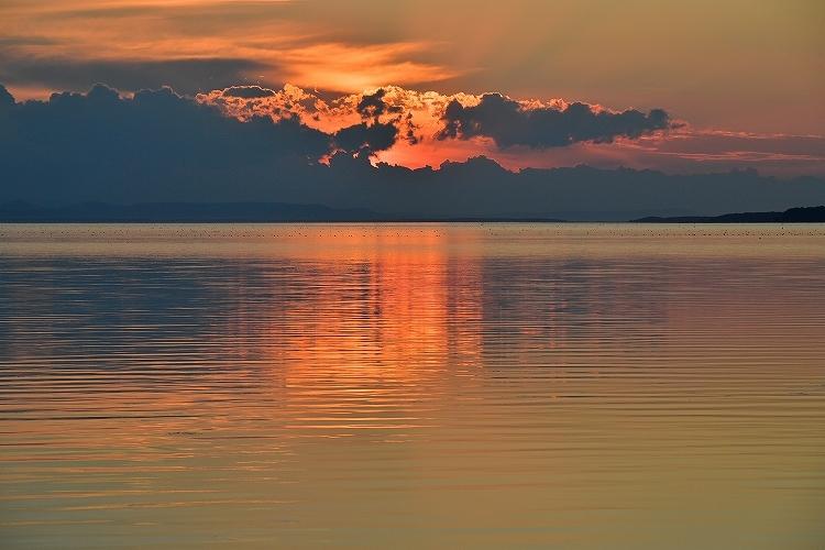 サロマ湖夕景③_f0116528_20214700.jpg