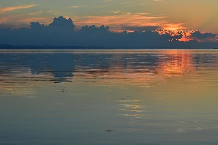 サロマ湖夕景③_f0116528_20215354.jpg