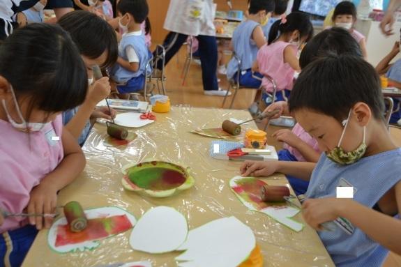 ✩造形教室✩ ~年少組・年長組~_e0125433_15052274.jpg