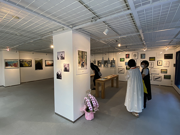 「meets 鹿目佳代子 鹿目尚志」展が始まりました!_f0171840_09434614.jpg