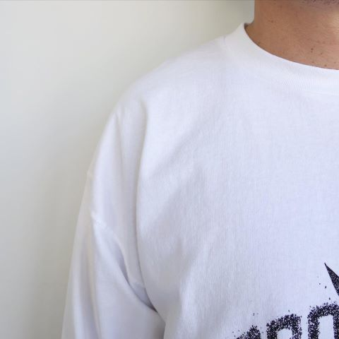 THE NORTH FACE PURPLE LABEL : ROL 7oz L/S Graphic Tee_a0234452_12272512.jpg